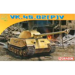 Vk. 45.02(P) V. DRAGON 7492