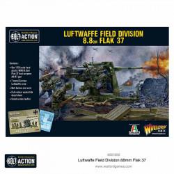 Luftwaffe Field Division 88mm Flak 37. Bolt Action.