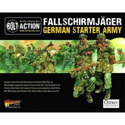 Fallschirmjager. Bolt Action Starter Army.