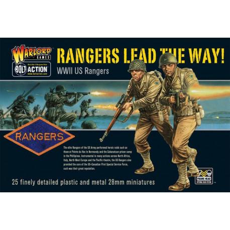US Rangers. Bolt Action.