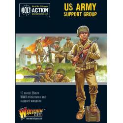 Grupo de apoyo del ejército de EE. UU. Bolt Action.