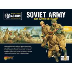 Soviet Army. Bolt Action Starter Army.