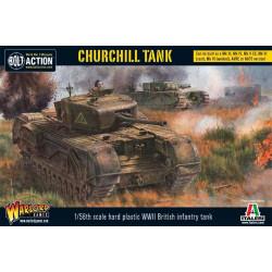 Tanque Churchill. Bolt Action.