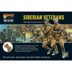 Veteranos siberianos. Bolt Action.