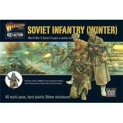 Soviet Winter Infantry. Bolt Action.