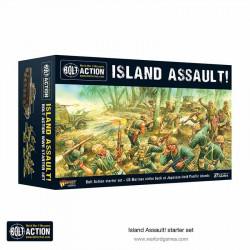 Island assault!. Bolt Action Starter Set.