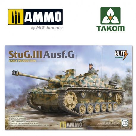 StuG.III Ausf.G early production.