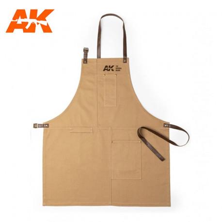 AK official apron camel.