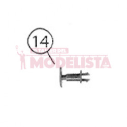Right buffer for RENFE 311.