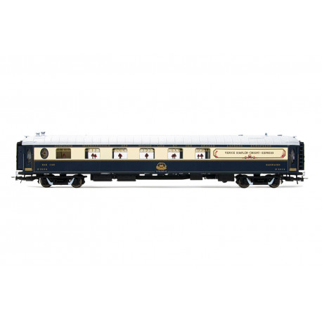 "Dinning car ""Venice Simplon Orient Express"", CIWL."