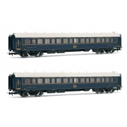 "Set de coches cama ""Venice Simplon Orient Express"", CIWL."