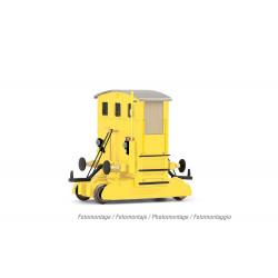 """Tractor de maniobras 208 """"Sogliola"""", FS."""