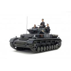 German Panzerkampfwagen IV.