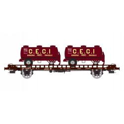 Wagon type UFR CEGI, SNCF.