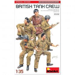 British tank crew.