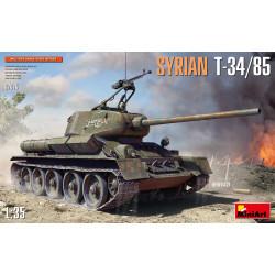Syrian T-34/85.