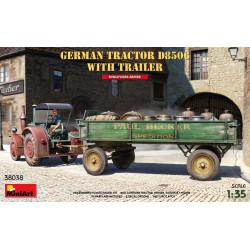 German tractor D8506.