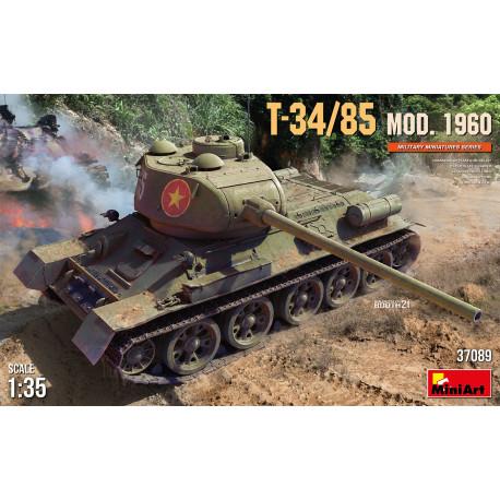 T-34/85 mod. 1960.