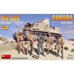 M3 Lee (Mid Production). Sahara.