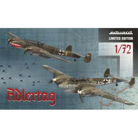 Bf 110C/D Adlertag.