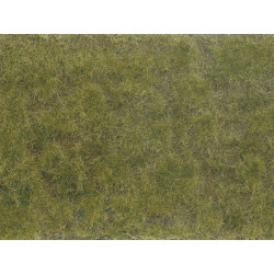 Mata de hierbas, verde/marrón.