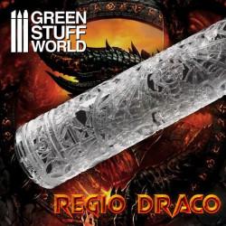 Rodillo: regio draco.