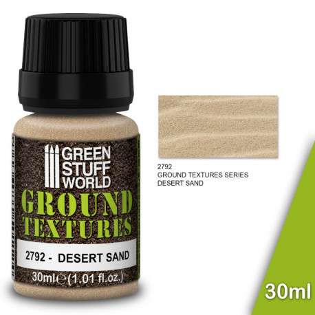 "Sand textures ""Desert sand"" 30ml."