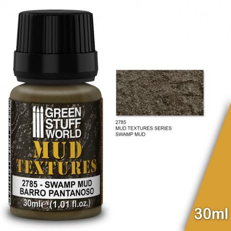 "Mud textures ""swamp"" 30ml."