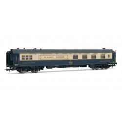 """""""Venice Simplon Orient Express"""" service car."""