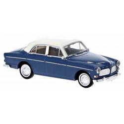 Volvo Amazon, azul/blanco.