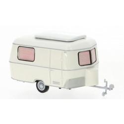 Eriba Pan Caravan, white.