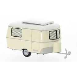 Caravana Eriba Pan, beige claro.