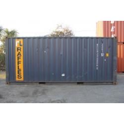 Container 20'DV ''Raffles''.