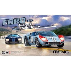 Ford GT40 MK. II´66.