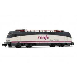 Electric locomotive RENFE 252, Alvia.