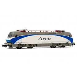 Electric locomotive RENFE 252, Arco.