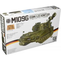 M109G 155mm/L23 howitzer.