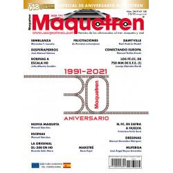 Revista Maquetren, nº 344.