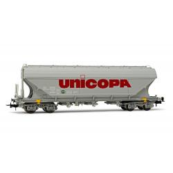 """Vagón tolva """"UNICOPA"""", SNCF."""