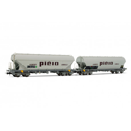 "Hopper wagon set ""Piéto Lamballe"", SNCF."