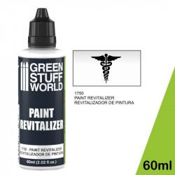 Revitalizador de pinturas. 60 ml.