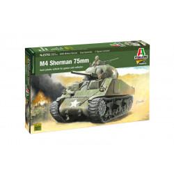M4 Sherman 75 mm.