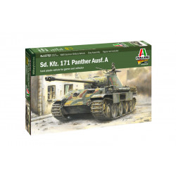 Sd. Kfz. 171 Panther Ausf. A.