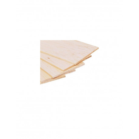 Extra wooden plate for raft. 5 mm.
