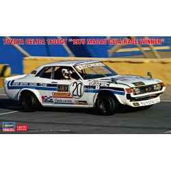 Toyota Celica 1600GT, Macau Race Winner (1975).