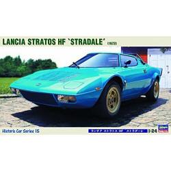 Lancia Stratos HF Stradale.