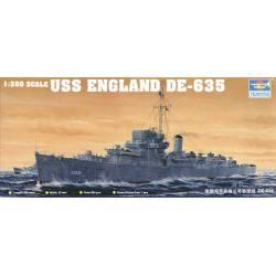 USS England DE-635. TRUMPETER 05305