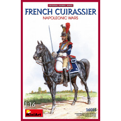 French cuirassier.