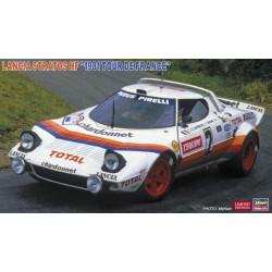 Lancia Stratos HF, Tour de Francia Automovilístico (1981).