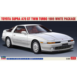 Toyota Supra A70 GT Twin Turbo, 1989.